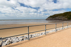 Pendine Sands Carmarthenshire Wales Royalty Free Stock Photography