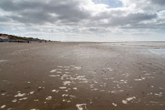 Pendine Sands Carmarthenshire Wales Royalty Free Stock Photos