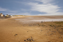 Pendine Sands Stock Photography