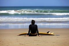 Pending waves stock photos