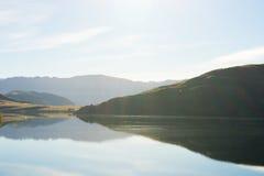 Pendio di collina scozzese Immagine Stock