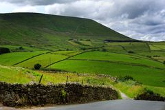 Pendle Hill. The Lancashire witches hill  - Pendle Hill Stock Images