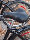 Pendler-Fahrrad Lizenzfreies Stockbild