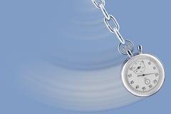 Pendolo del cronometro (paesaggio) Immagini Stock