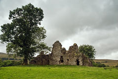Pendragon Castle Royalty Free Stock Image