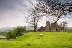 Pendragon Castle Royalty Free Stock Photography