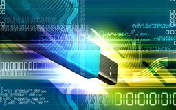 Pendrive Royalty Free Stock Image