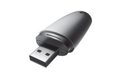Pendrive Royalty Free Stock Photo