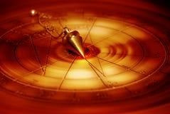 Pendule magique Photos stock