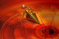 Pendule magique Photographie stock libre de droits