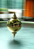 Pendulum. Of Facault in motion Royalty Free Stock Image