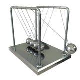 Pendulum, balancing balls Newton's cradle Royalty Free Stock Image
