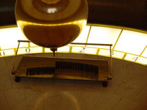 Pendulum ball Stock Photography