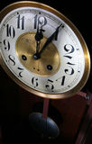 Pendulum Clock Royalty Free Stock Photo