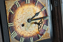 Pendulum clock Royalty Free Stock Image