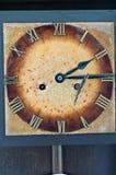 Pendulum clock Royalty Free Stock Images