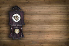 Pendulum clock Stock Photo