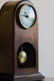 Pendulum clock Royalty Free Stock Photography