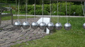 Pendulum stock footage