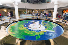 Pendulum at  Moscow Planetarium, Russia Stock Photography