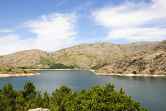 Peneda Geres,葡萄牙国家公园  免版税图库摄影