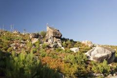 Peneda-Geres Landscapes royalty free stock photo