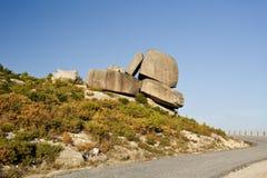 Peneda-Geres Landscapes stock image