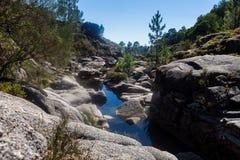 Peneda geres national park portugal. Naturescape peneda geres national park portugal royalty free stock image