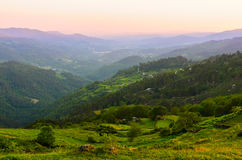 Peneda-Geres National Park Royalty Free Stock Images