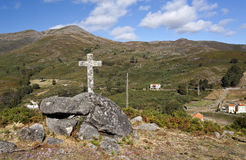 Peneda Mountain Chapel Stock Photos