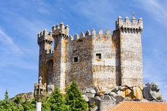 Penedono Castle. In Beira Province, Portugal Stock Images