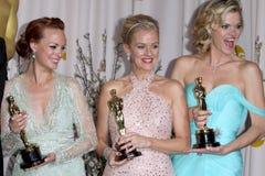 Penelope Ann Miller, Missi Pyle, Berenice Bejo, Ann Miller Stock Photography