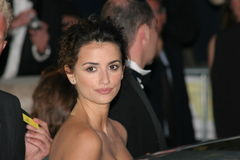 Penelope Cruz Stock Foto