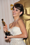 Penelope Cruz. At the 61st Annual Academy Awards at the Kodak Theatre, Hollywood. February 22, 2009 Los Angeles, CA Picture: Paul Smith / Featureflash Royalty Free Stock Image
