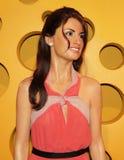 Penelope Cruz. A wax figure of Penelope Cruz at Stock Photos