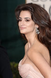 Penelope Cruz. At the 63rd Annual Golden Globe Awards at the Beverly Hilton Hotel. January 16, 2006  Beverly Hills, CA  2006 Paul Smith / Featureflash Royalty Free Stock Photo
