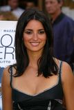 Penelope  Cruz. Penelope Cruz at the American Cinematheque screening of 'Non Ti Muivere' as part of the Cinema, ITalian Style film series, Egyptian Theater Stock Images