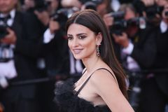 Penelope Cruz attends the opening gala royalty free stock image