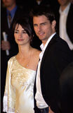 Penelope Cruz, Tom Cruise Immagini Stock