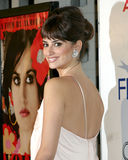 Penelope Cruz Royalty Free Stock Image
