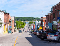 Penetanguishene in Ontario Royalty Free Stock Images