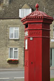 Penfold Victorian Pillar Box Royalty Free Stock Photos