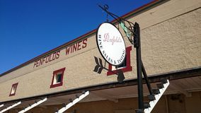 Penfolds Wines Royalty Free Stock Photos