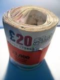 pengar 005 Arkivbild