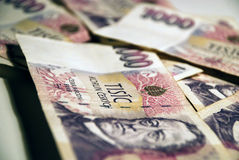 pengar 2 Arkivfoton