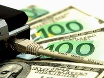 Pengar 4 fotografering för bildbyråer