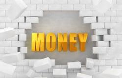 pengar stock illustrationer