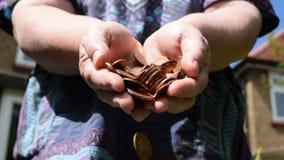 pengar arkivfilmer
