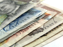 pengar för kroat 4 Royaltyfria Bilder