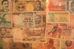 Pengar finans Royaltyfri Bild